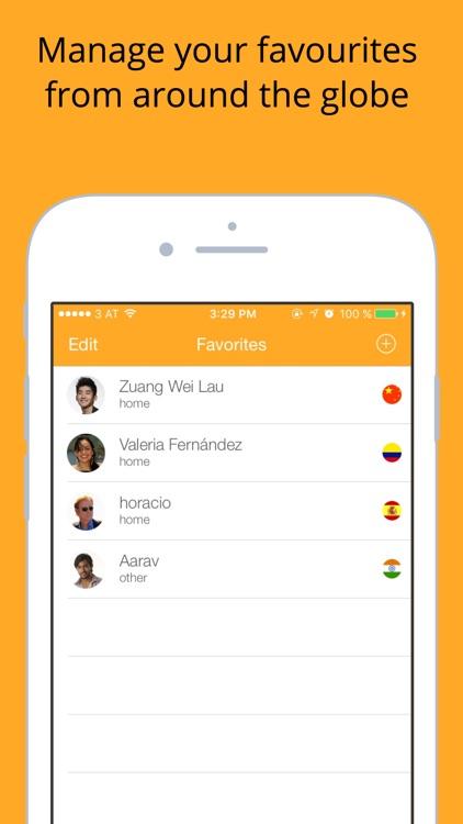 toolani: International Calling screenshot-4