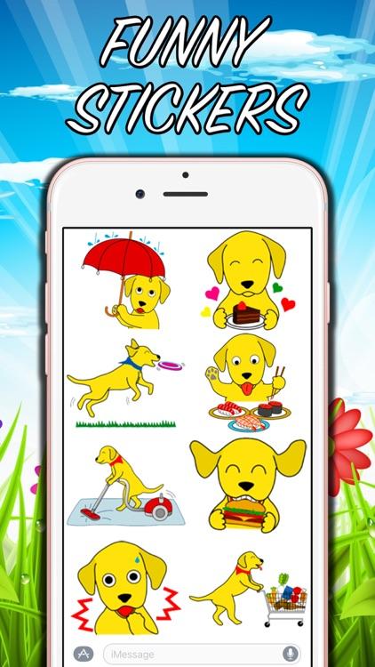 Dog Assistant - Stickers! screenshot-4