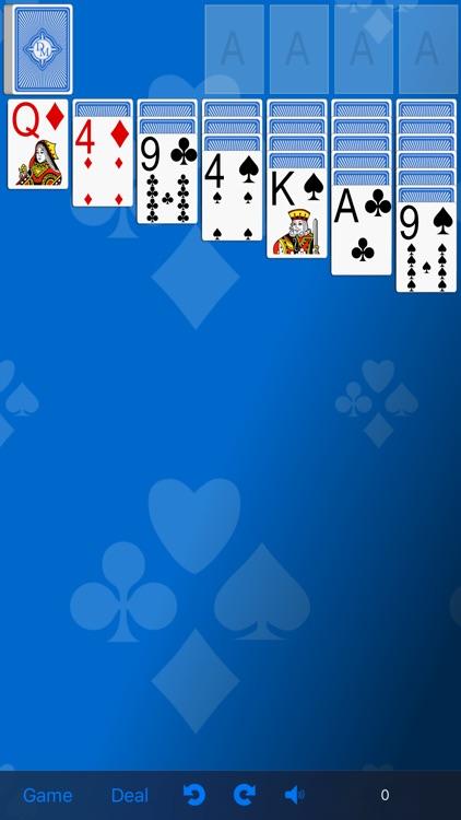 5 Solitaire Games screenshot-6