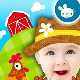 Animal Peekaboo: Baby Games 1+