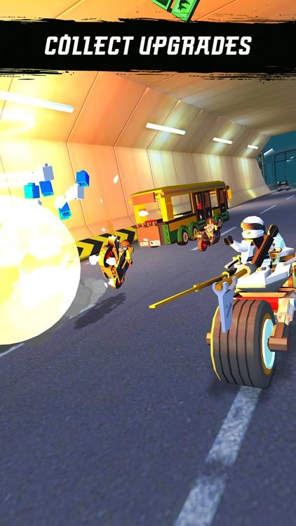 LEGO® NINJAGO®: Ride Ninja screenshot-5