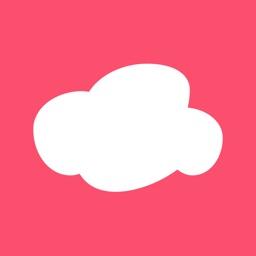 Pink Cloud:  AA Meeting Finder