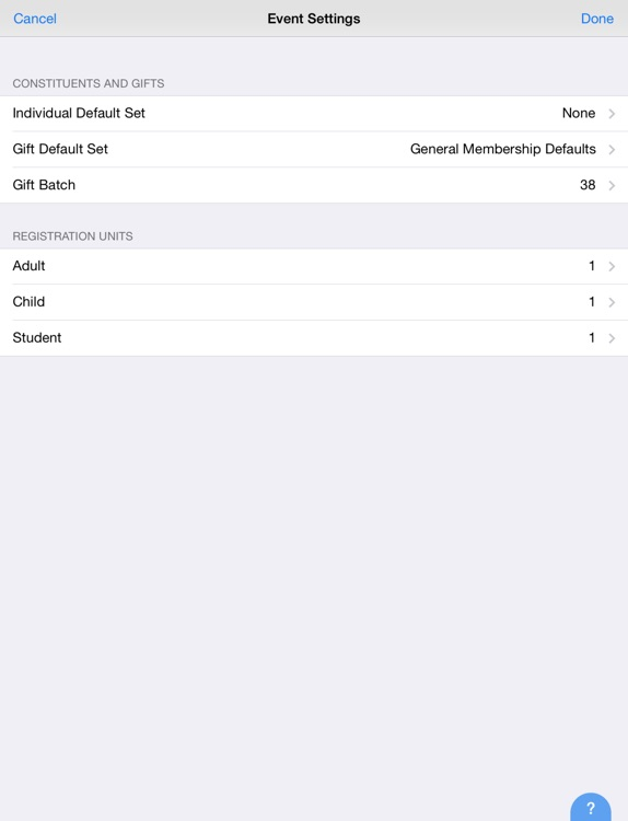 Mobile Event Management for RE screenshot-4