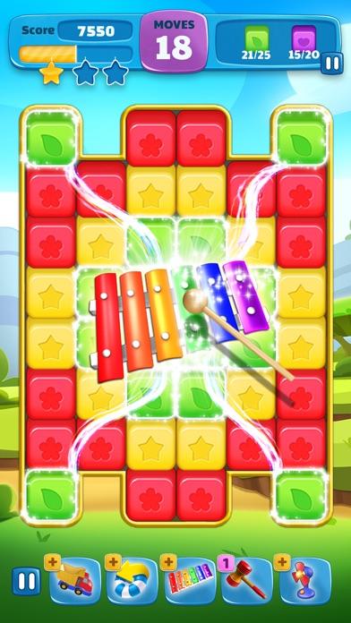 Cube Rush Adventure screenshot 1