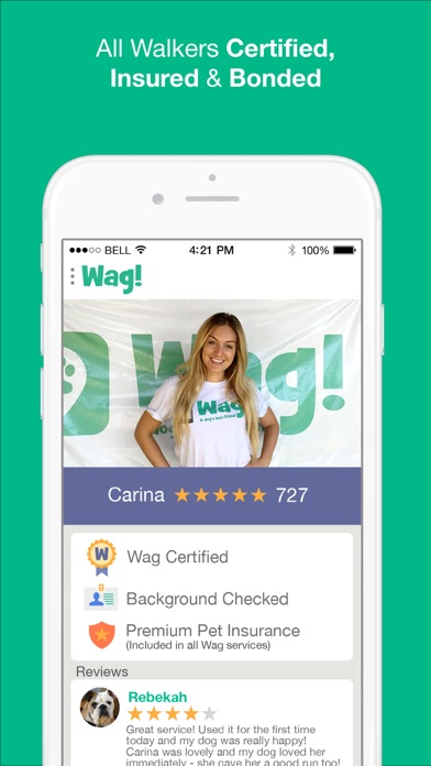 Wag! - Instant Dog Walkers for Windows