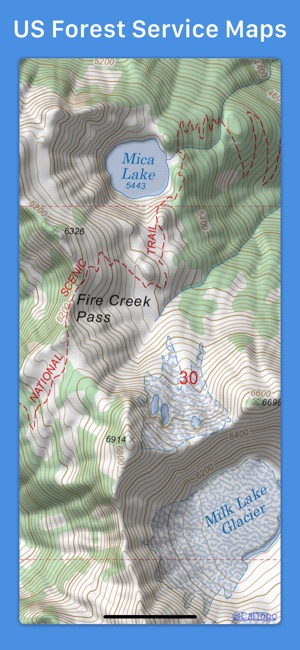 Topo maps on the app store topo maps on the app store gumiabroncs Gallery