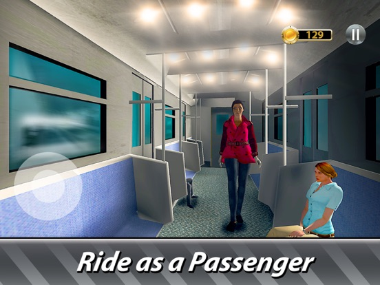 Berlin Subway Driving Simulator Full screenshot 8