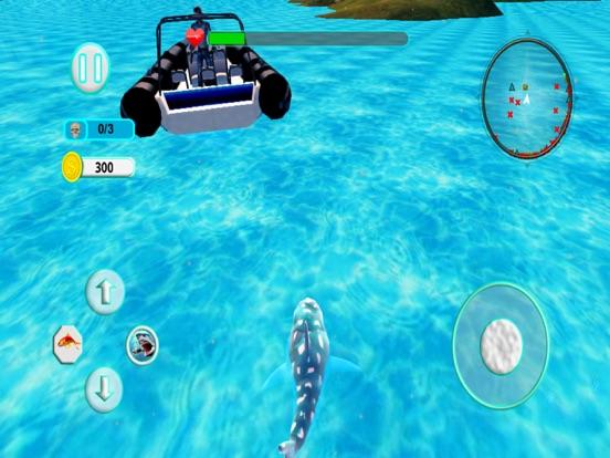 Акула Атака эволюция 3D профес для iPad