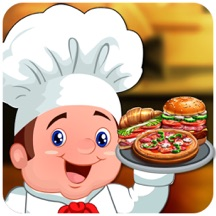 5 in 1 Cooking Game : Papa's Restaurant