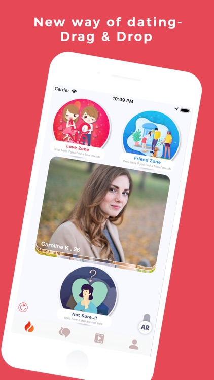 Prompt - AR Dating & Video App