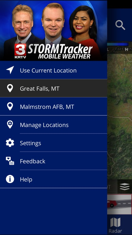 KRTV STORMTracker Weather App screenshot-4