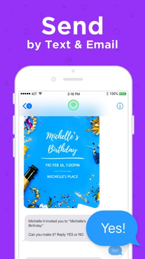 Wedding invitation cards maker en app store stopboris Choice Image