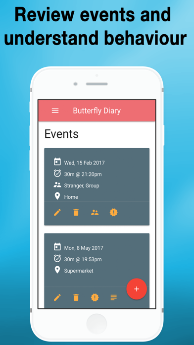 Butterfly Diary screenshot three