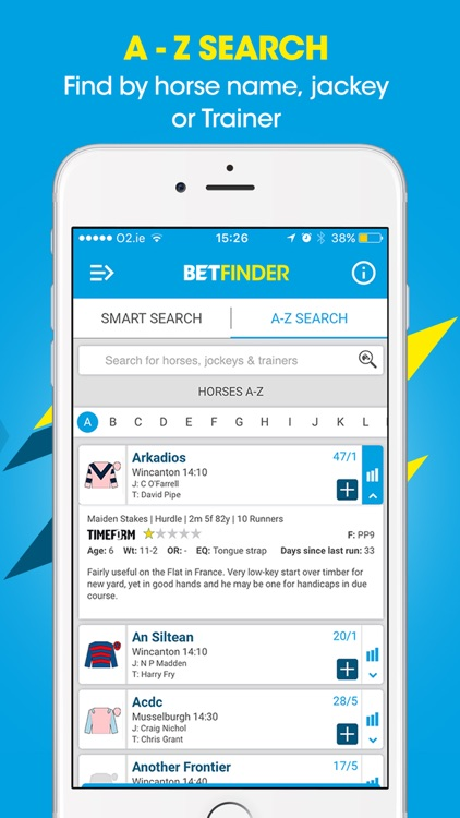 BetFinder - Horse Racing Tips