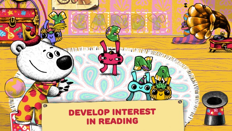 Be-be-bears: Early Learning screenshot-4