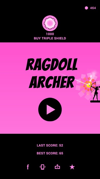 Ragdoll Archer screenshot three