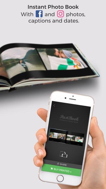 PastBook (My Year Photo Books) screenshot-3