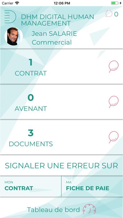 messages.download DHM gestion RH entreprise software