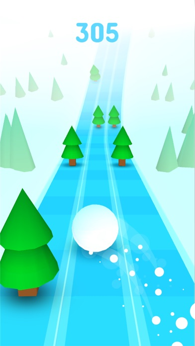 Rolly Snow screenshot 1