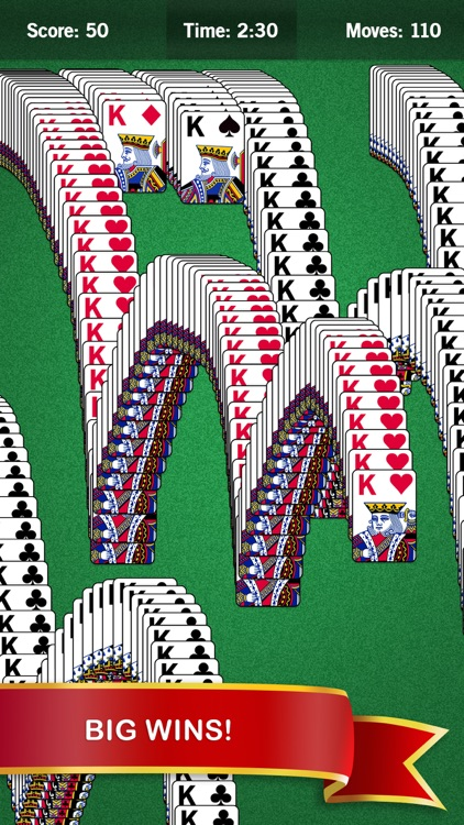 Solitaire HD ◆ screenshot-2