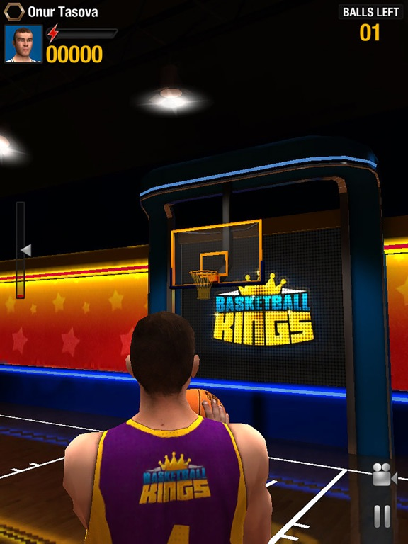Basketball Kings для iPad
