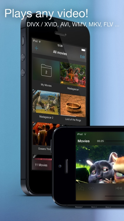 Movie Player Pro – Plays any Video