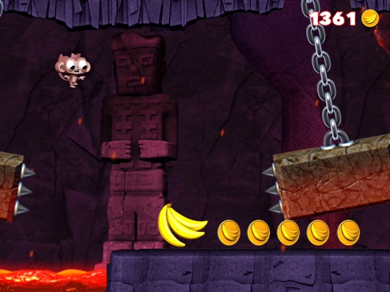 Dare the Monkey: Go Bananas! screenshot 6