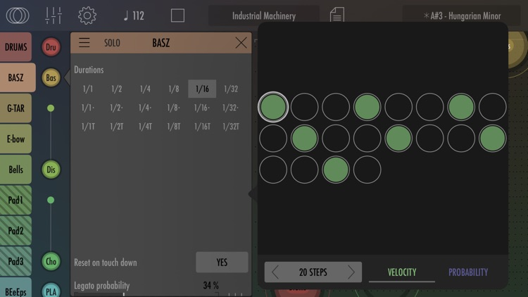 Gestrument Pro screenshot-7