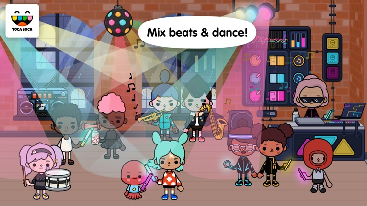 Toca Life: After School screenshot-4