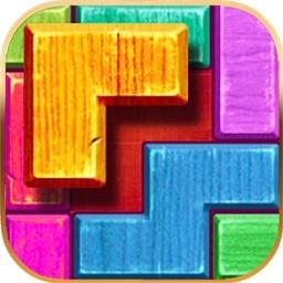 Puzzle Block Tangram