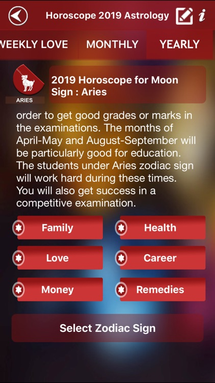 Horoscope 2019 Astrology screenshot-5