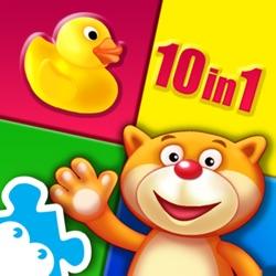 游戏室 – 和马克思学习 – 学前儿童教育游戏