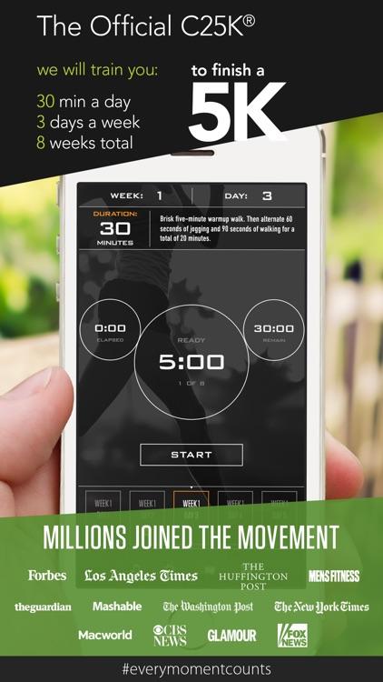 C25K® 5K Trainer Pro screenshot-0