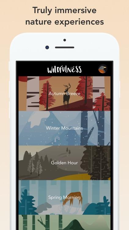 Wildfulness: Unwind in Nature screenshot-0