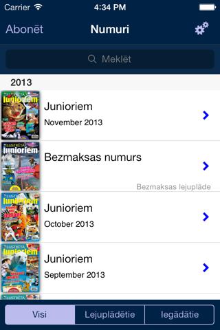Junioriem - náhled