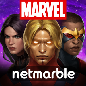 MARVEL Future Fight app