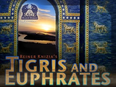 Игра Reiner Knizia Tigris&Euphrates