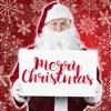 圣诞节框架和贴纸