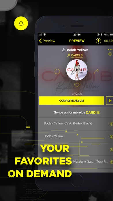 Trebel Music - Download Songs for Windows