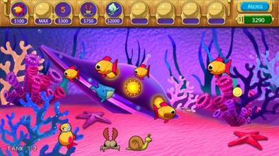PokeAquarium - Feed Fishes! Fight Aliens! Screenshot 2