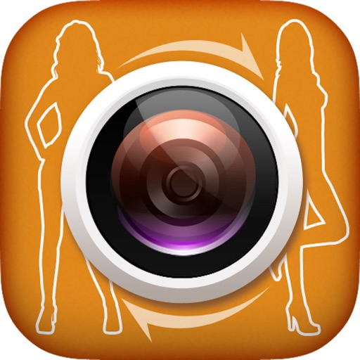 GoSexy Face Body Photo Editor icon