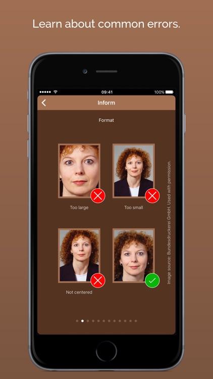 ID Photo - Passport Photos screenshot-4
