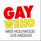 Gay West Hollywood Los Angeles icon