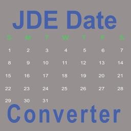 JDE Date Converter