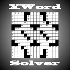 Crossword Solver Silver On The App Store