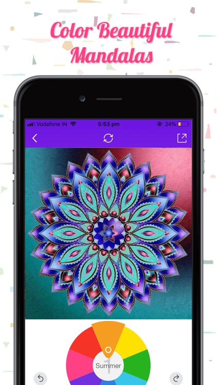 Colorify : Adult Coloring Book screenshot-6