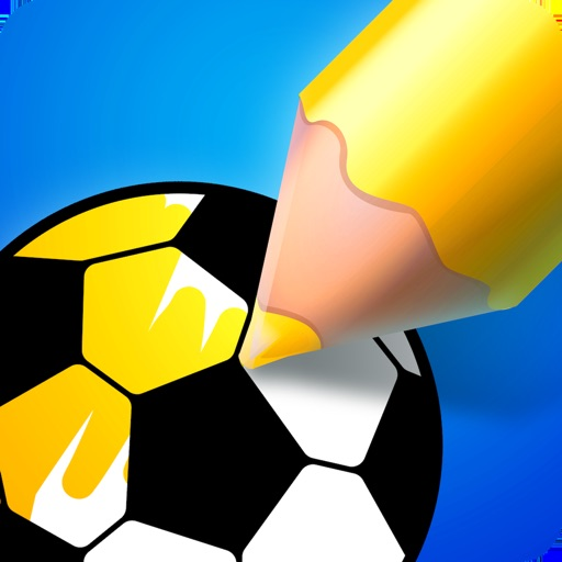 3D Soccer - Color & Play in AR