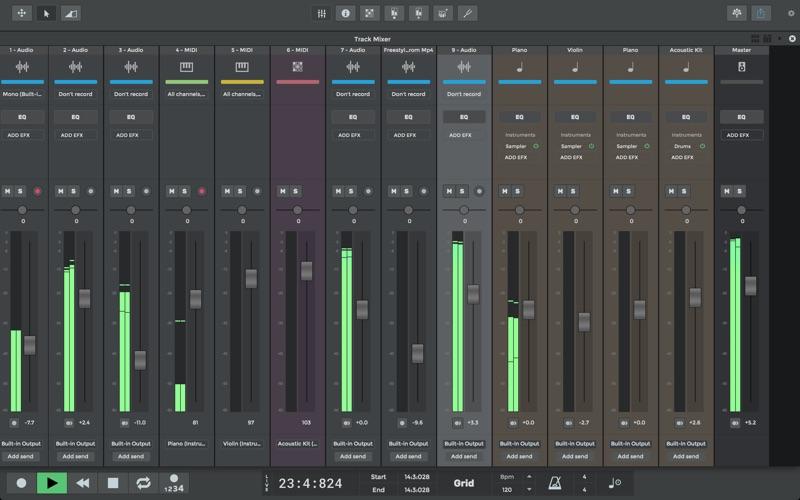 n-Track EX Screenshots