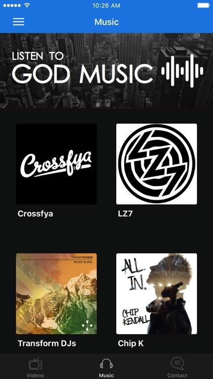iTruth - The Crossfya App