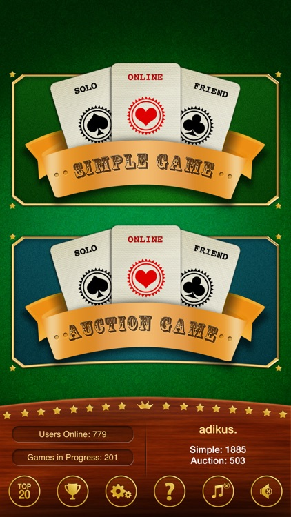 Batak - trick taking card game screenshot-1
